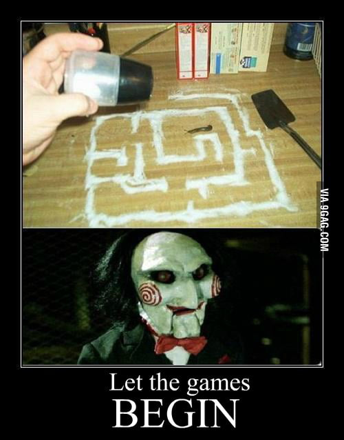 Feel like Jigsaw
