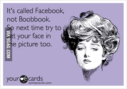 It's called Faceb
