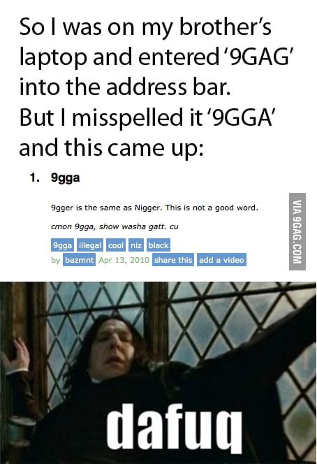 9GAG vs. 9GGA