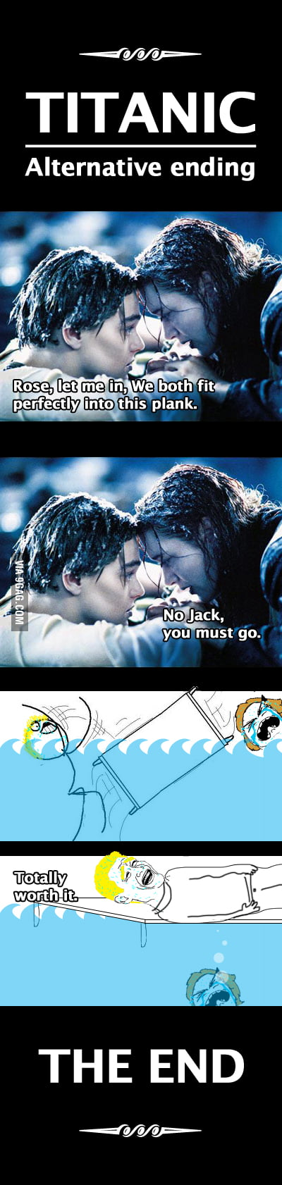 TITANIC: Alternative ending
