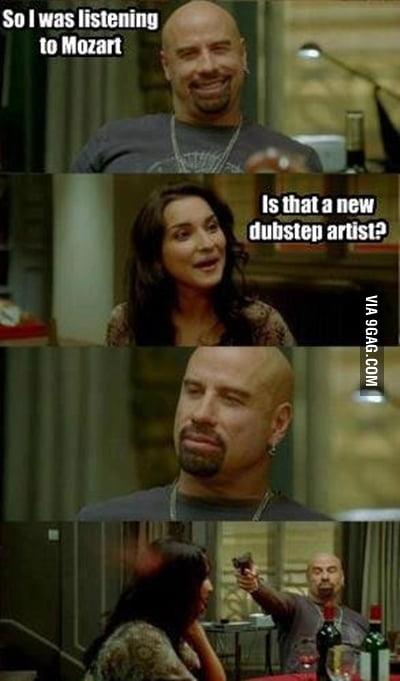 Dubstep Mozart