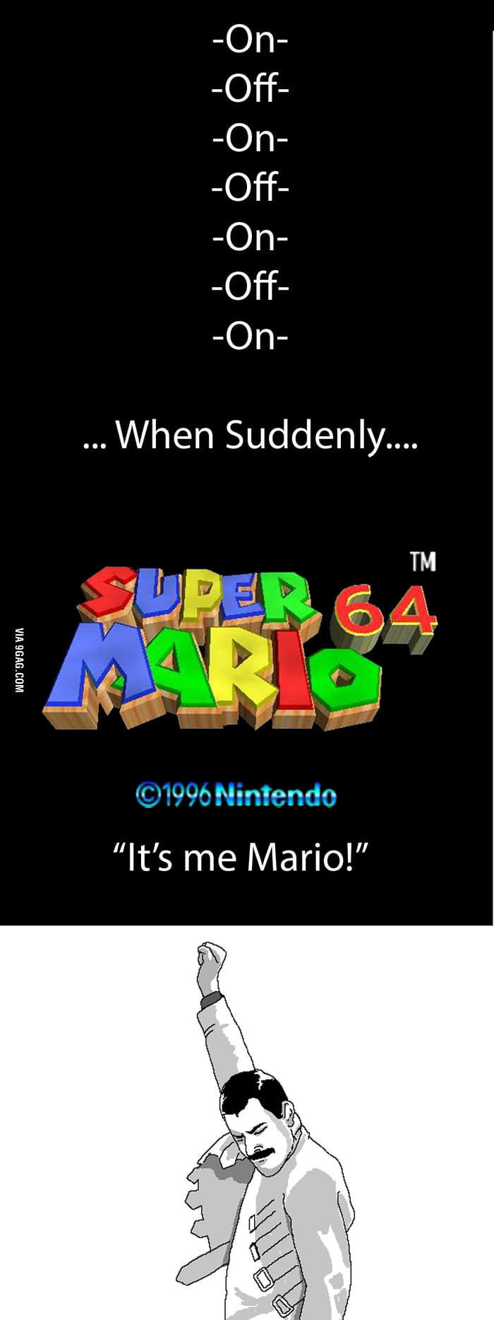 Nintendo 64 win!