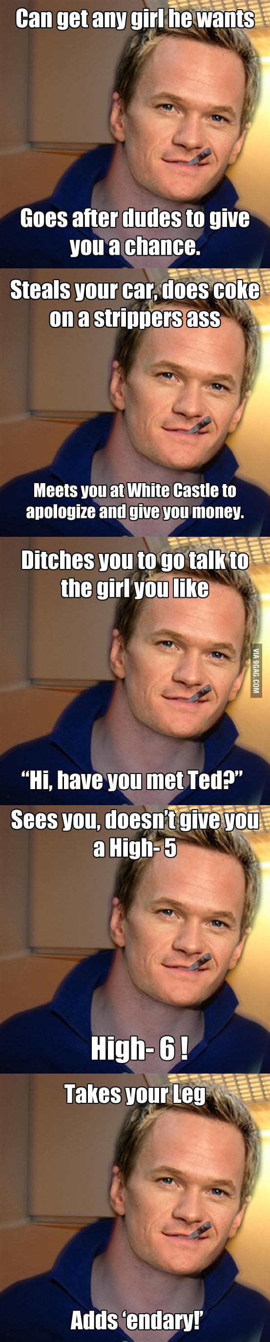 Good Guy Barney.