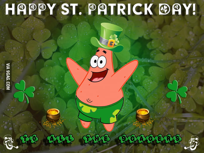 Saint Patrick Day!