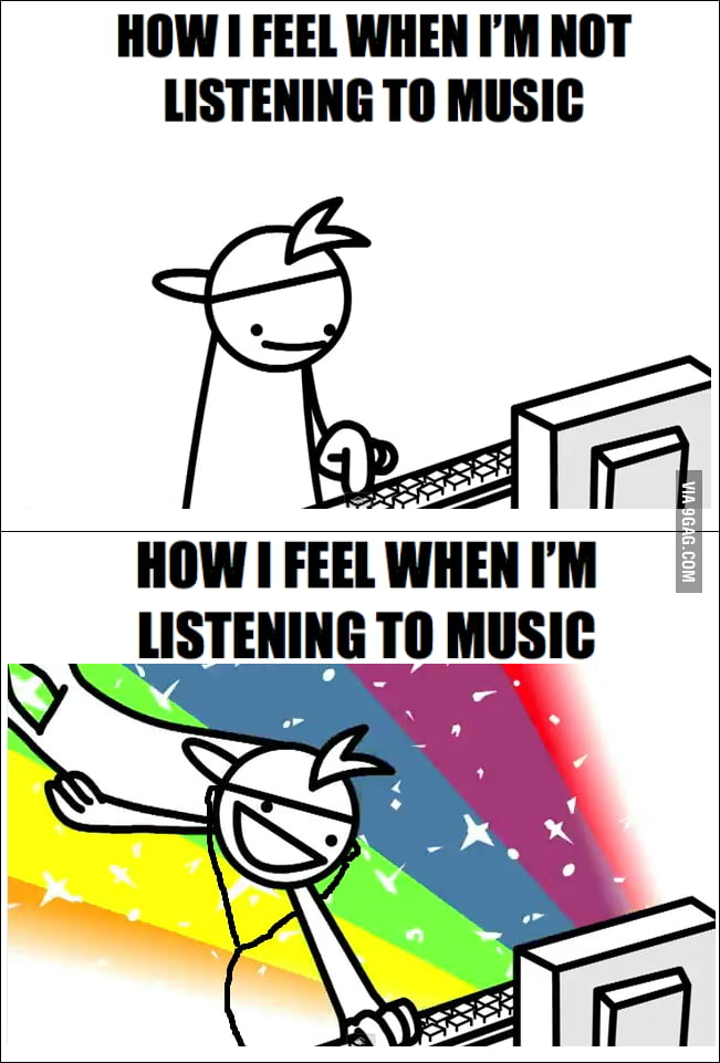Music is magic