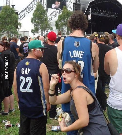 Just Gay Love