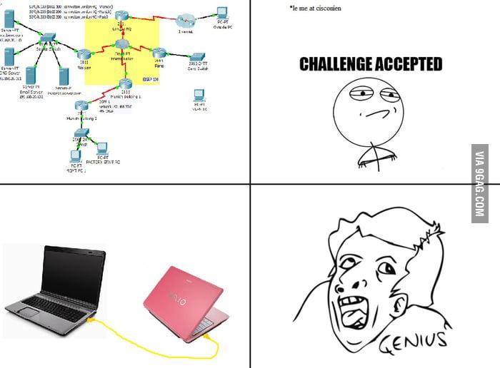 Networking like a boss