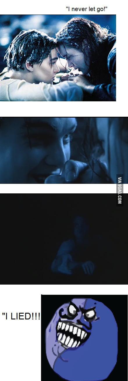 Titanic - I Lied!