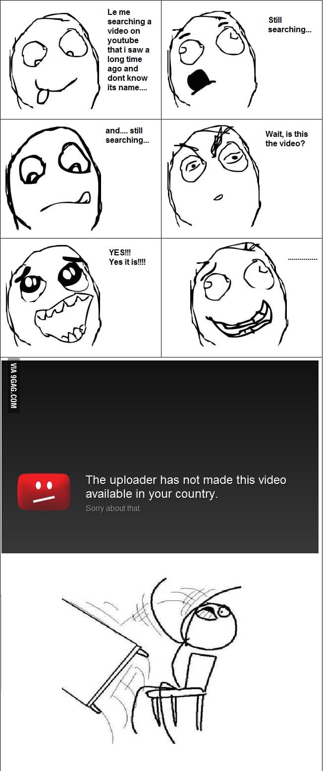 f k you youtube uploader   9gag