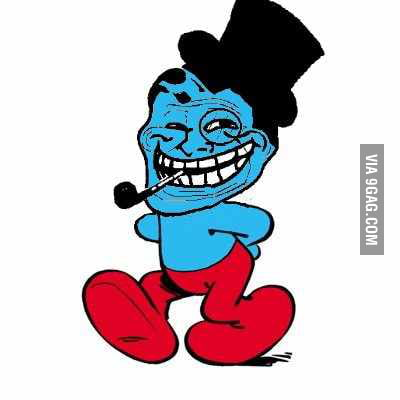 hey papa smurf can i lick your
