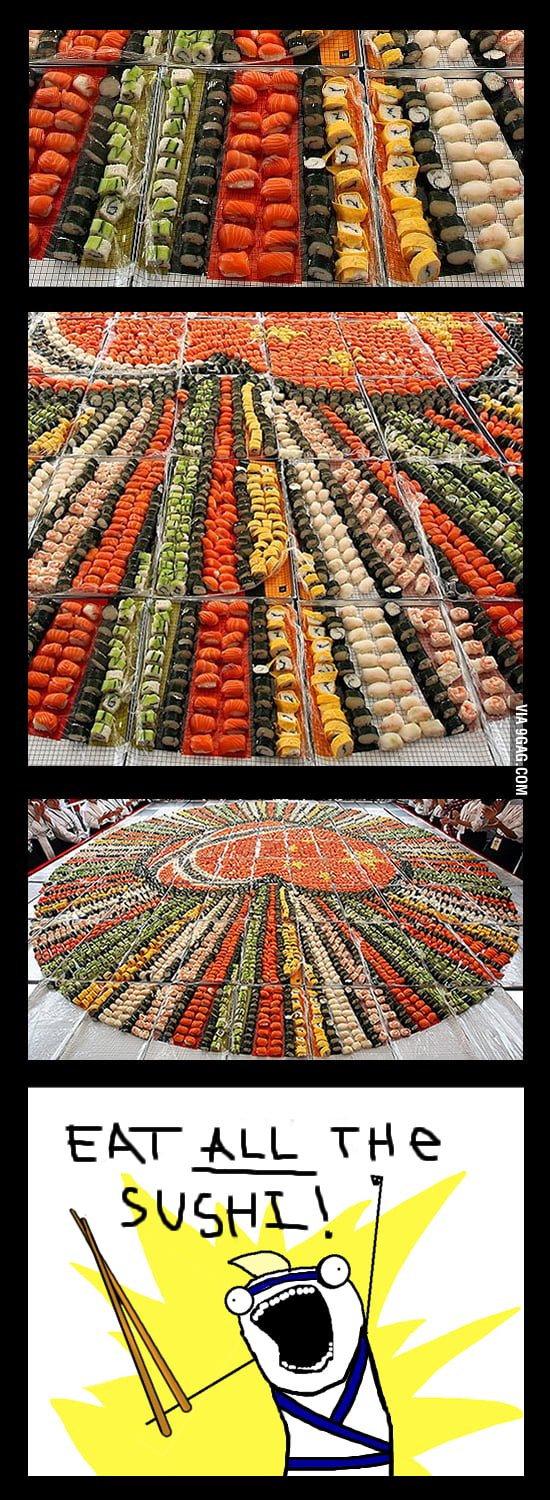 So I heard u like SUSHI...