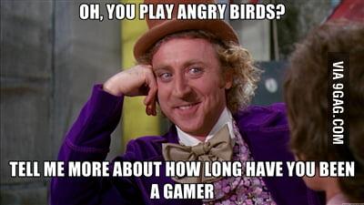Smartphone Gamers..