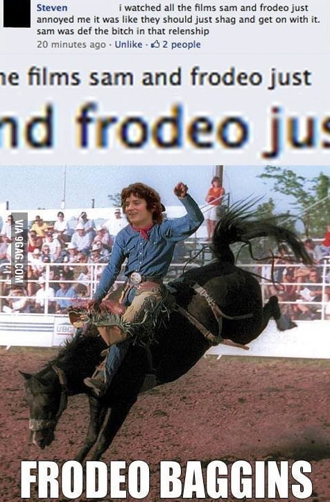 Frodeo...wait,what ?