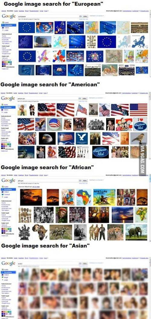 Google logic level: ASIAN