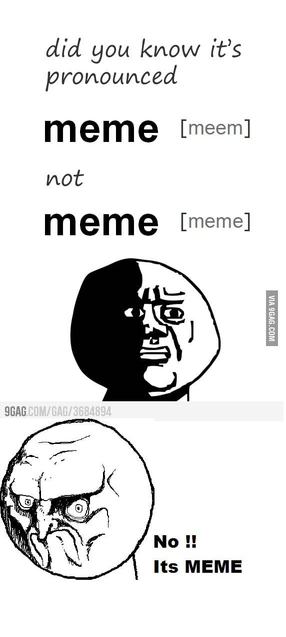 'meme' not 'meme' Fix