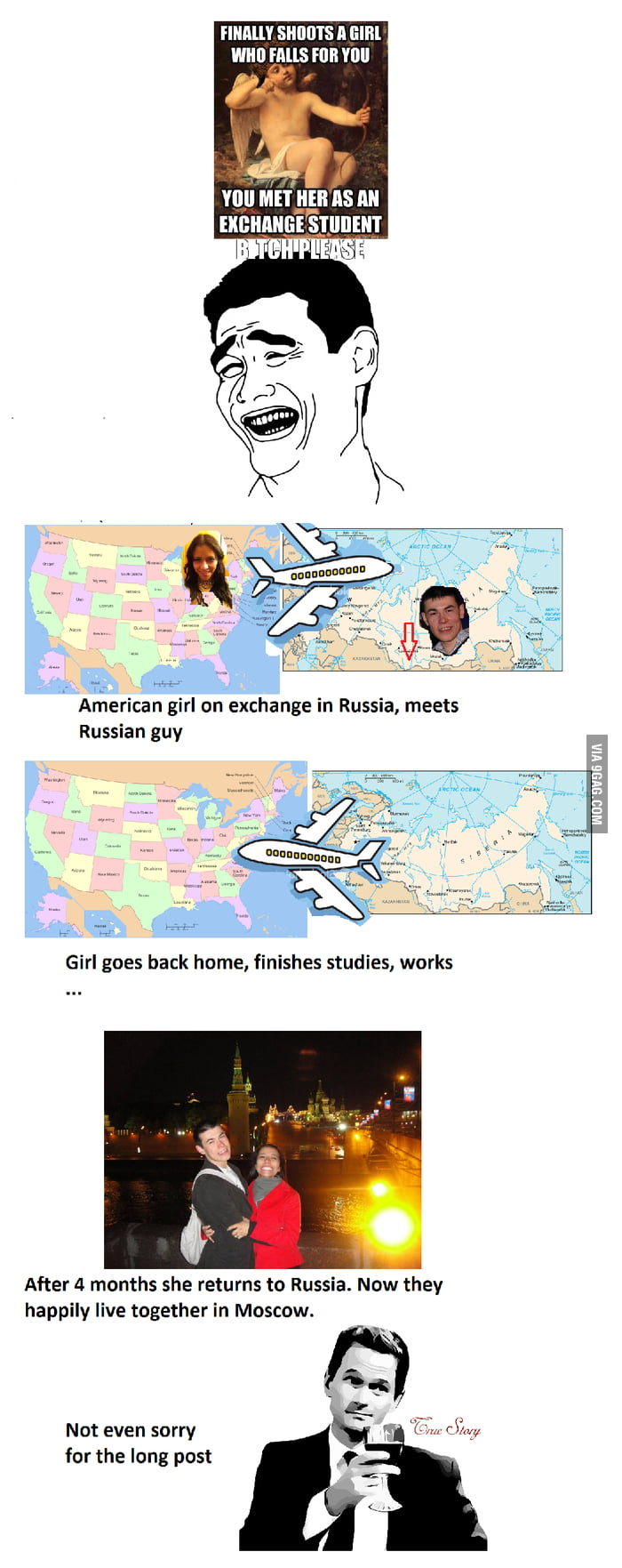 Exchange student win 9gag for Architecture students 9gag