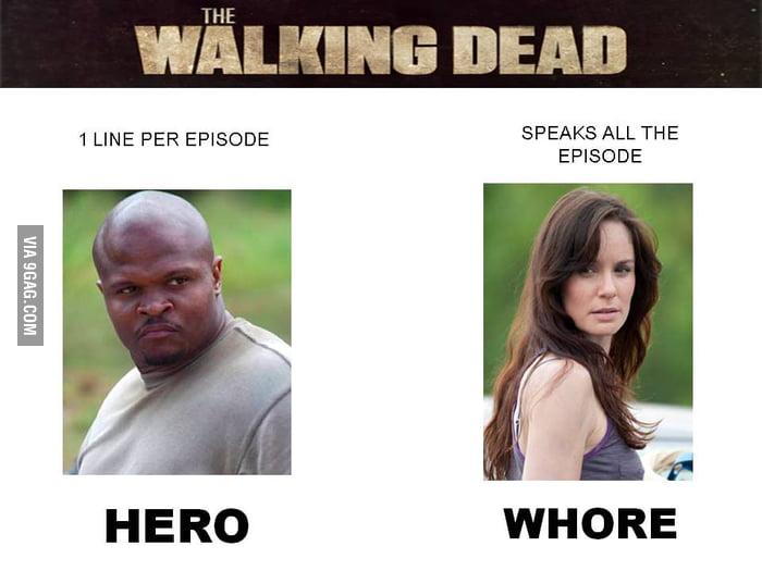 Walking Dead truth