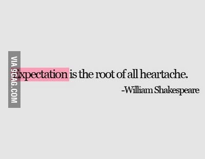 meaning expectation