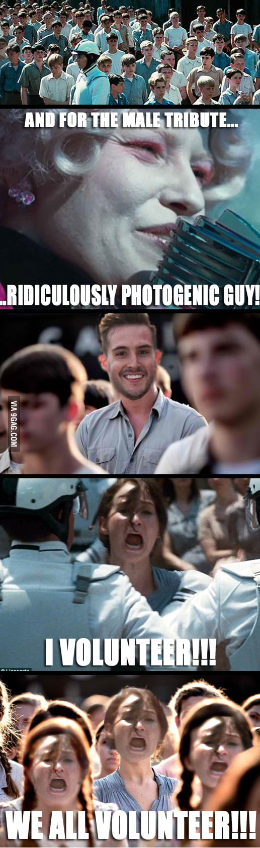 Ridiculously Photogenic Tribute.. Hope I'm doing this right.