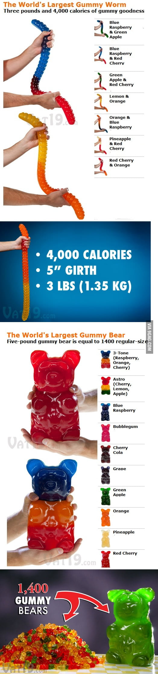 Rainbow Gummy