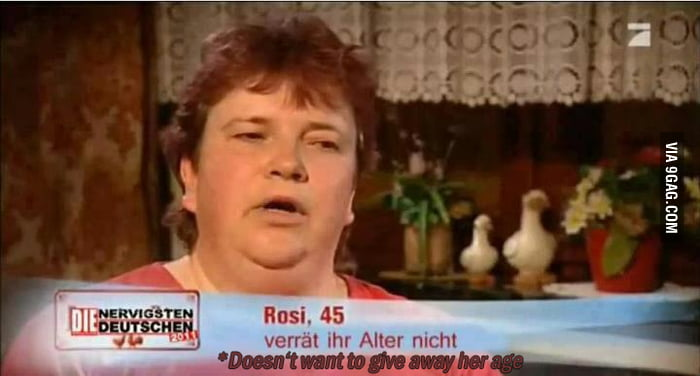 German TV Fail!
