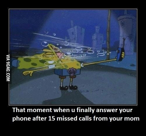 Every f**king time!...... and it can get worse....