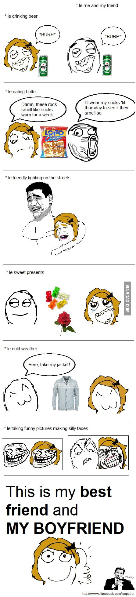 how to not get friendzoned by a girl