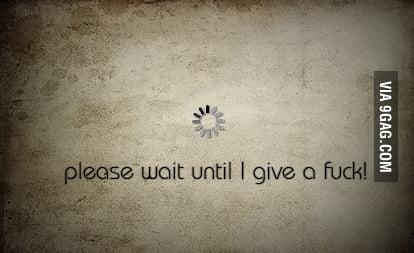 Wait until..