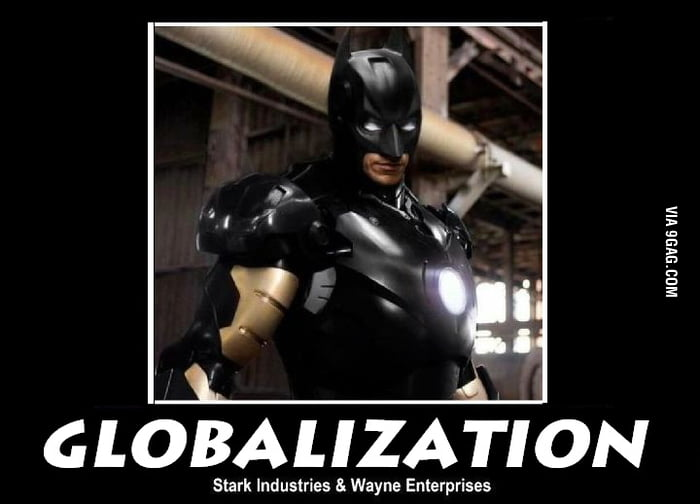 Globalization!