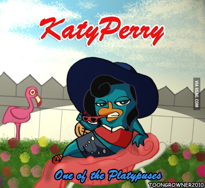 The Real Katy PERRY