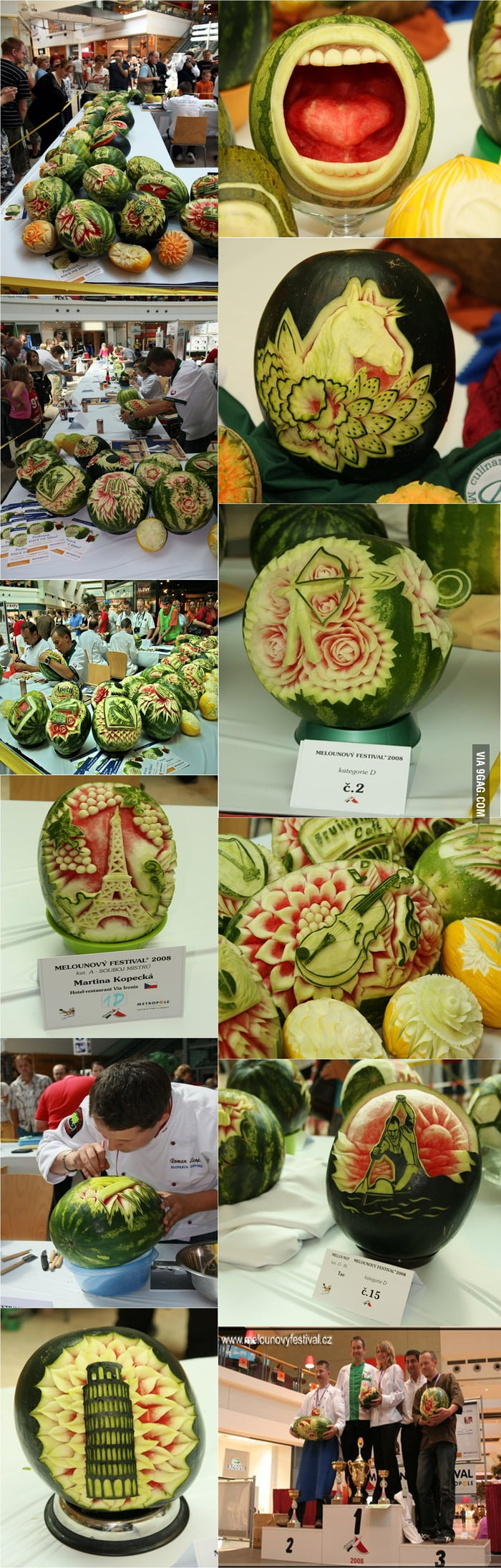 Art of watermelons