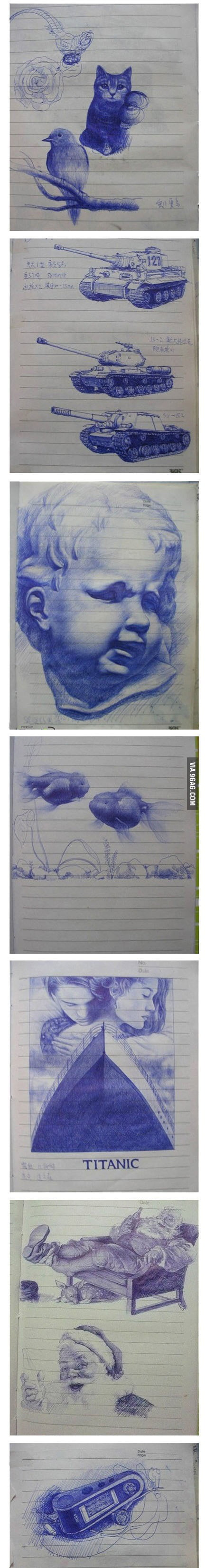 Boredom in Class Level: ASIAN ARTIST