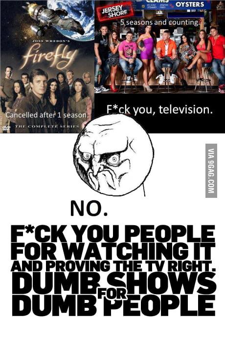 No, f*ck you.