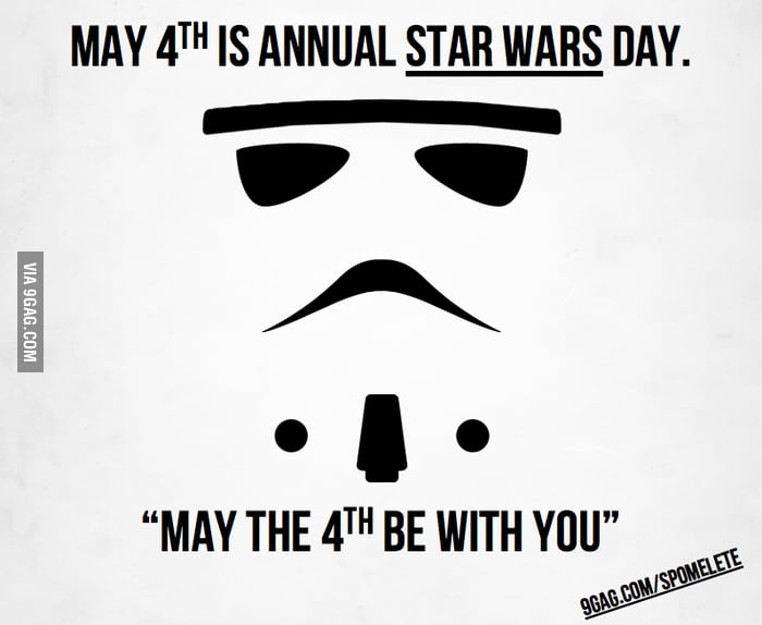 Annual Star Wars day