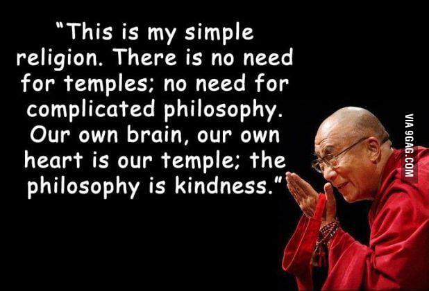 Just Dalai Lama Quotes