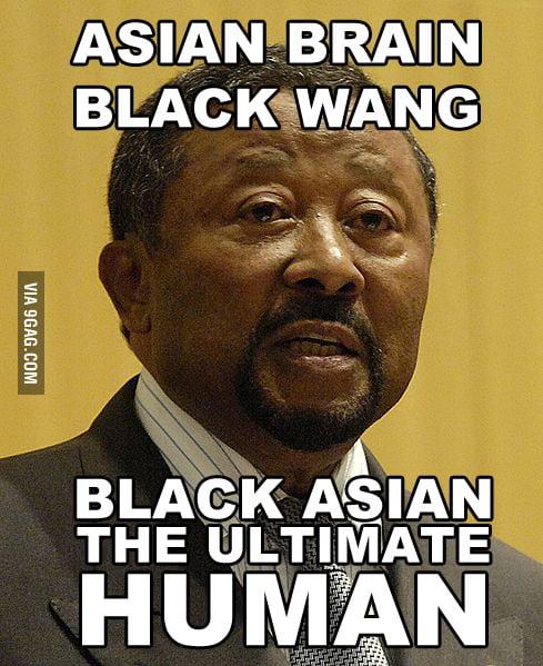 Black Asian