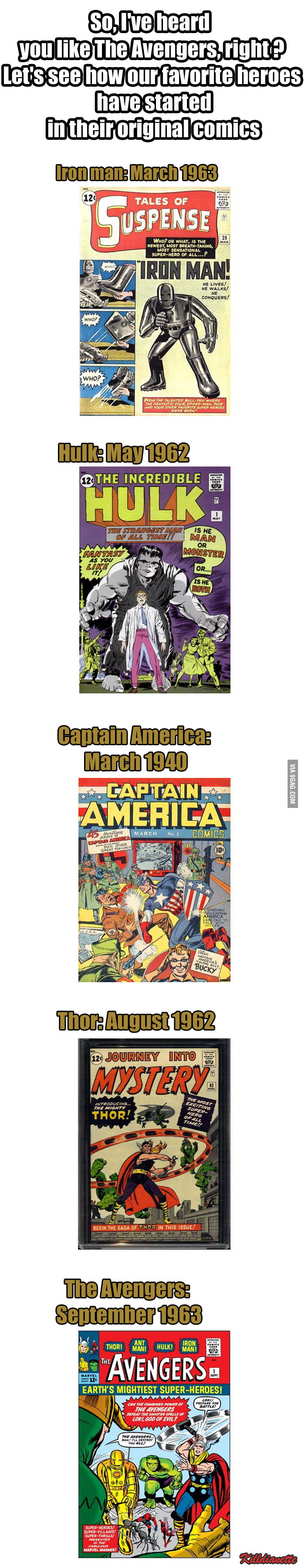 The Avengers for noobs and nostalgics