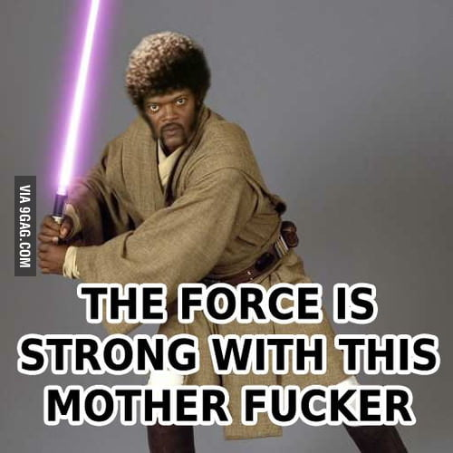 The Force !