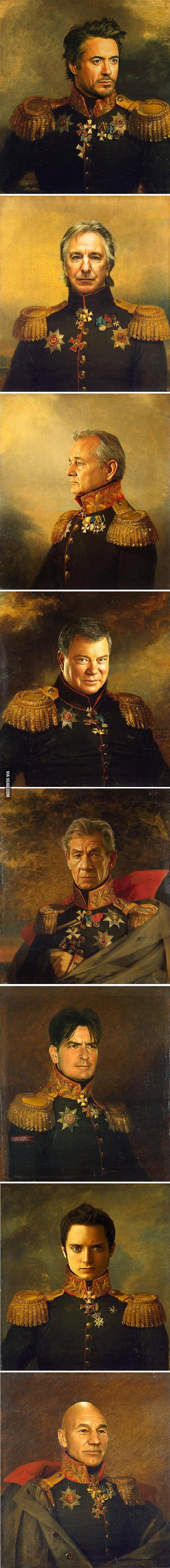 Hey... I love History!
