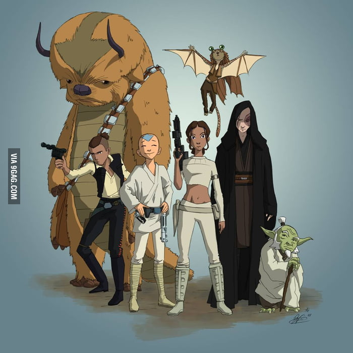 Avatar Wars: The Last Jedi