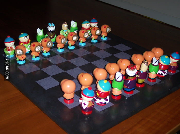 South Park Chess Set