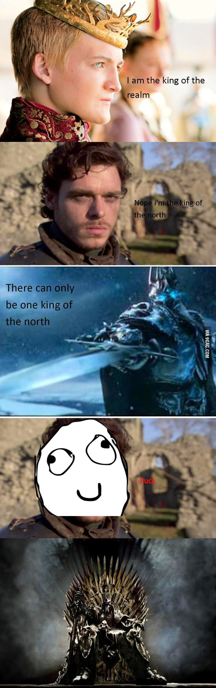 Game of Thrones VS. WoW