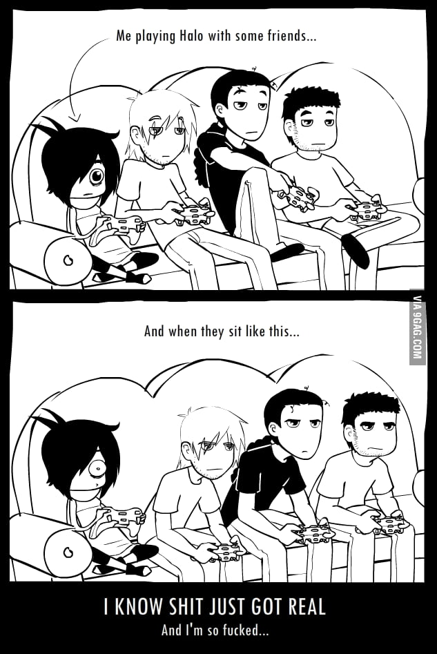 Videogame with friends