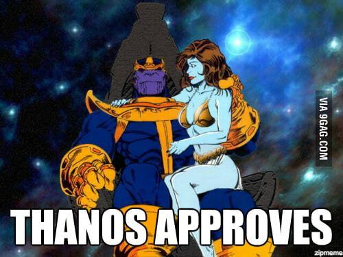 Thanos - Dat Ass | 'Dat Ass | Know Your Meme