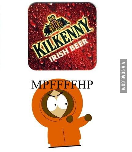 Irish people doesnt like kenny.