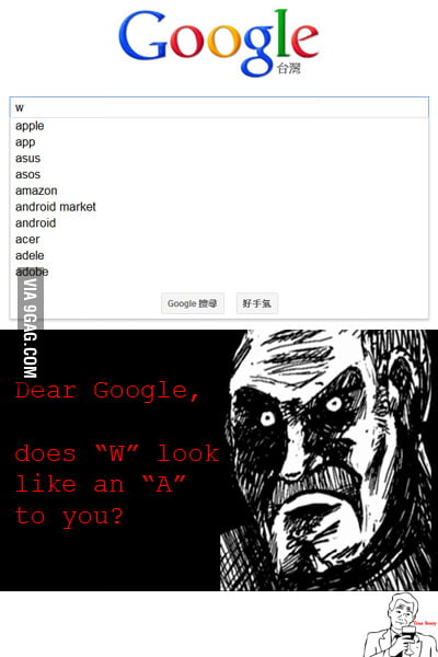Good Jod Google!