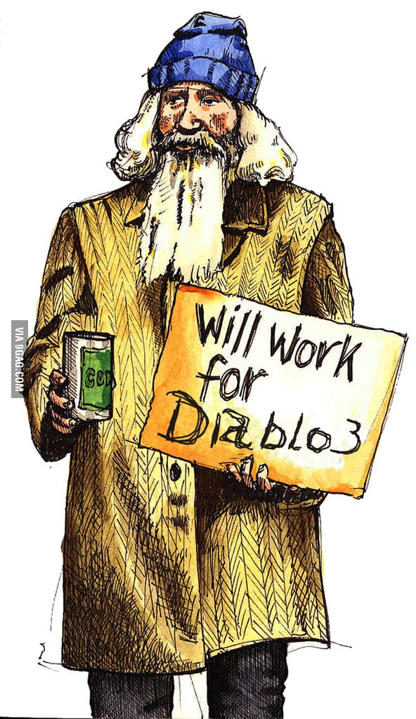 Will work for Diablo 3