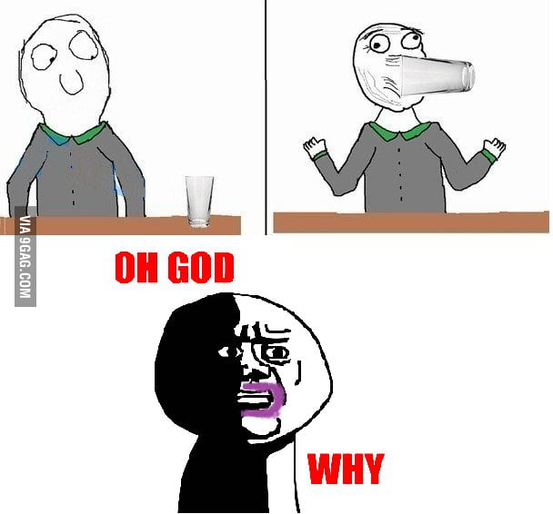 Oh god why?