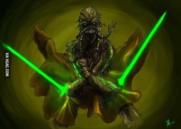Wookie Jedi