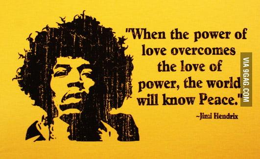 Just Jimi Hendrix Being F*cking Right